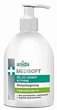 Kup Antyalergiczny żel do higieny intymnej - Anida Medisoft