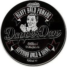 Kup Woskowa pomada do włosów dla mężczyzn - Dapper Dan Heavy Hold Pomade