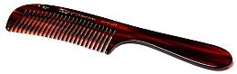Kup Męski grzebień do włosów z rączką, 19 cm, brązowy, T601 - Taylor of Old Bond Street Coarse Comb with Handle