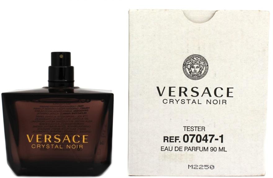 Versace Crystal Noir - Woda perfumowana (tester bez nakrętki) — фото N4