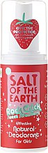 Kup Naturalny dezodorant zapachowy - Salt of the Earth Rock Chick Girls Sweet Strawberry Natural Deodorant