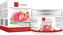 Kup Hipoalergiczna maska do włosów zniszczonych modelowaniem lub farbowaniem Kuracja rewitalizująca - GoCranberry