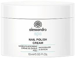 Kup Krem do paznokci - Alessandro International Spa Nail Polish Cream