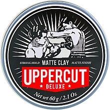 Kup Glina do stylizacji włosów - Uppercut Deluxe Matt Clay