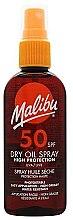Kup Przeciwsłoneczny suchy olejek do ciała SPF 50 - Malibu Continuous Dry Oil Spray