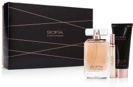 Kup Sofia Vergara Sofia - Zestaw (edp 100 ml + mini 10 ml + b/lot 100 ml)