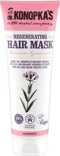 Regenerująca maska do włosów - Dr. Konopka's Regenerating Hair Mask