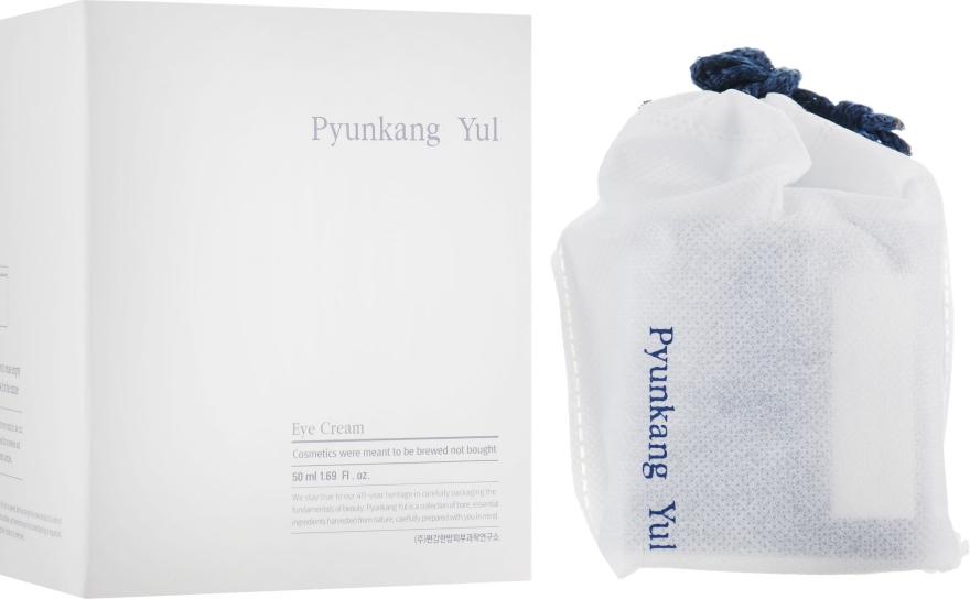 Bogaty w składniki odżywcze krem do skóry wokół oczu - Pyunkang Yul Eye Cream — фото N1