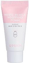Kup Pianka oczyszczająco-rozjaśniająca do twarzy - G9Skin White In Milk Whipping Foam (miniprodukt)