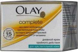 Kup Krem na dzień do skóry wrażliwej - Olay Complete Day Cream