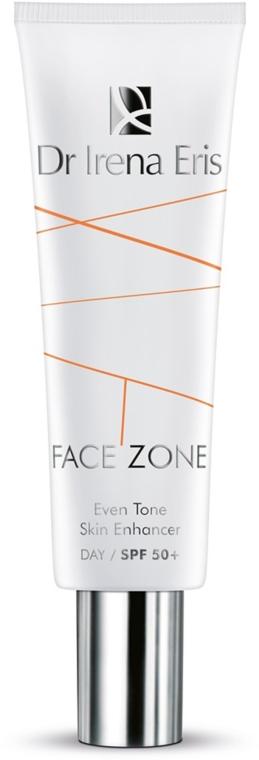 Tonujący krem antyrodnikowy na dzień SPF 50 - Dr Irena Eris Face Zone — фото N2