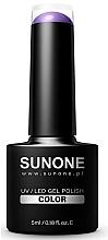 Kup Lakier hybrydowy - Sunone UV/LED Gel Polish Color