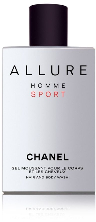 Chanel Allure Homme Sport - Perfumowany żel pod prysznic