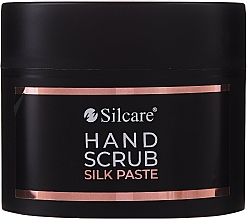 Kup Peeling do rąk - Silcare Hand Scrub Silk Paste (miniprodukt)