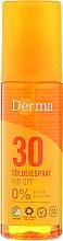 Kup Przeciwsłoneczny olejek do ciała SPF 30 - Derma Sun Sun Oil High