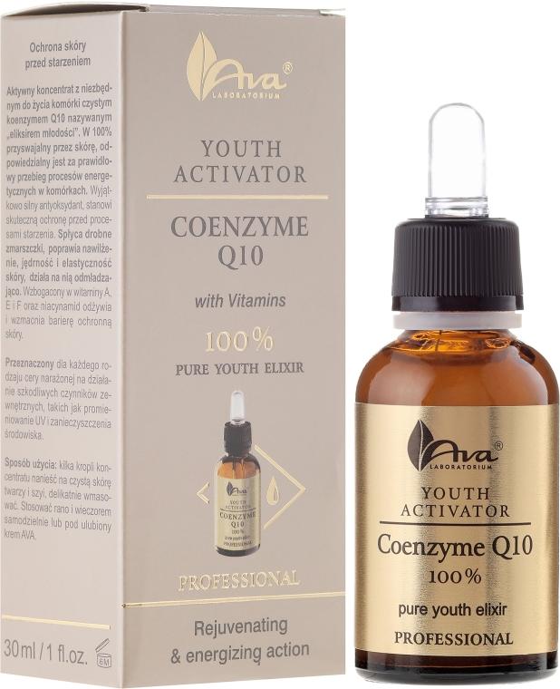 Koenzym Q10 100% - AVA Laboratorium Professional Aktywator młodości