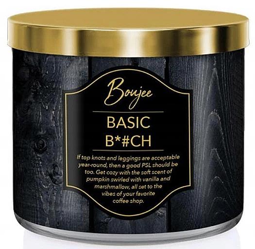 Kringle Candle Boujee Basic Bitch - Świeca zapachowa — фото N1