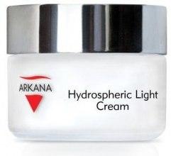 Kup Lekki nawilżający krem dotleniający skórę - Arkana Hydrospheric Light Cream