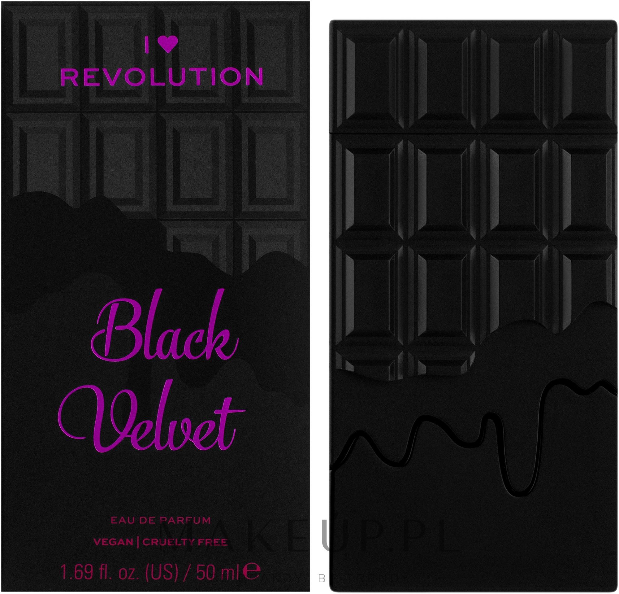 I Heart Revolution Black Velvet - Woda perfumowana — фото 50 ml