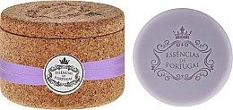 Kup Naturalne mydło w kostce Lawenda - Essências de Portugal Tradition Jewel-Keeper Lavender Soap (w pudełeczku z korka)