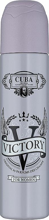 Cuba Victory - Woda perfumowana
