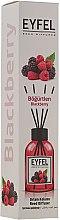 Kup Dyfuzor zapachowy Jeżyna - Eyfel Perfume Reed Diffuser Blackberry