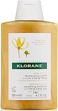 Kup Odżywczy szampon z woskiem ylang-ylang - Klorane Sun Radiance Nourishing Shampoo