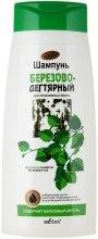Kup Brzozowo-dziegciowy szampon do włosów problematycznych - Bielita Birch & Tar Shampoo