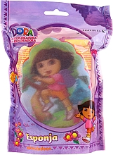 Kup Gąbka do kąpieli dla dzieci, Dora, 169-11, różowa - Suavipiel Dora Bath Sponge