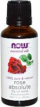 Kup Olejek różany - Now Foods Essential Oils 100% Pure Rose Absolute