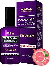 Kup Ultraserum do włosów Różowy grejpfrut - Kundal Macadamia Pink Grapefruit Ultra Serum