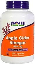 Kup Ocet jabłkowy w kapsułkach - Now Foods Apple Cider Vinegar