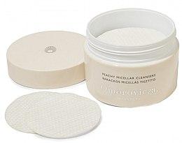 Oczyszczające płatki micelarne do twarzy - Omorovicza Peachy Micellar Cleansers — фото N2