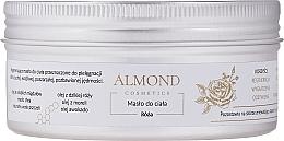 Kup Odżywcze masło do ciała do skóry suchej i wrażliwej Róża - Almond Cosmetics Rose Body Butter