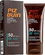 Kup Przeciwsłoneczny krem-żel do twarzy - Piz Buin Hydro Infusion SPF 50