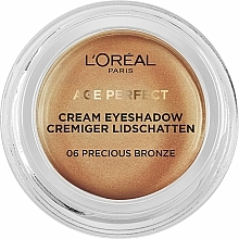 Kup Cień do powiek - L'Oreal Paris Age Perfect Cream Eyeshadow