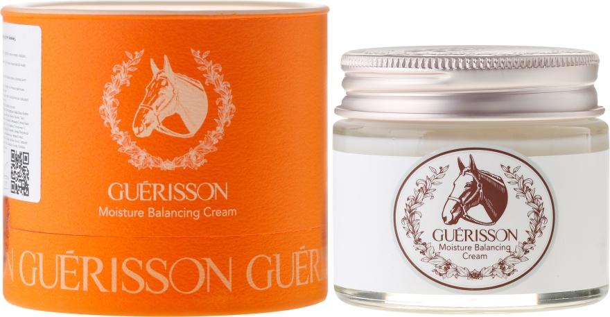 Nawilżający krem do twarzy - Guérisson Moisture Balancing Cream