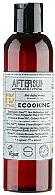 Kup Aromatyzowany balsam do ciała po opalaniu - Ecooking After-Sun Lotion 01