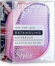 Kup Kompaktowa szczotka do włosów - Tangle Teezer Compact Styler Sunset Pink