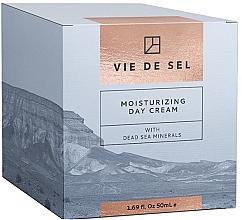 Kup Nawilżający krem do twarzy z minerałami z Morza Martwego - Vie De Sel Moisturizing Day Cream