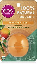 Kup Nawilżający balsam do ust Tropikalne mango - EOS Smooth Sphere Lip Balm Tropical Mango