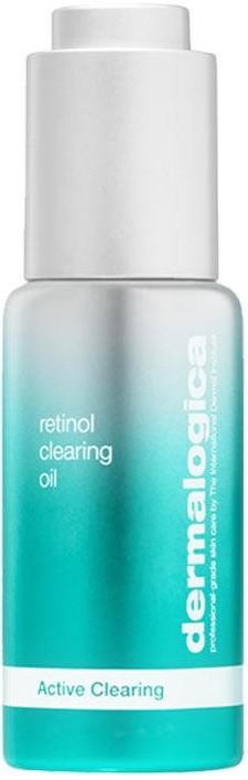Aktywnie oczyszczający olejek z retinolem - Dermalogica Retinol Clearing Oil — фото N1