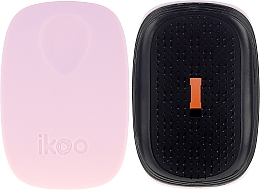 Kup Szczotka do włosów - Ikoo Pocket Black Cotton Candy