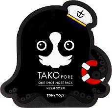 Kup Maska-plaster na czarne wągry - Tony Moly Tako Pore One Shot Nose