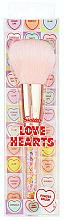Kup Pędzel do pudru - Swizzels Love Hearts Powder Brush