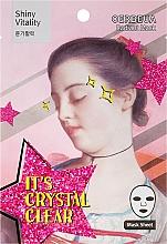 Kup Rozjaśniająca maska na tkaninie do twarzy z ekstraktem z papryki - Oerbeua Shiny Vitality Radiant Mask