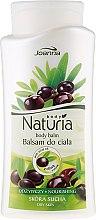 Kup Odżywczy balsam do ciała z oliwą z oliwek - Joanna Naturia
