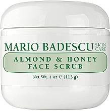 Kup Peeling do twarzy Migdał i miód - Mario Badescu Almond & Honey Non Abrasive Face Scrub
