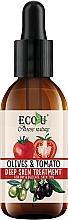 Kup Intensywne serum do twarzy do skóry suchej i wrażliwej Oliwki i pomidor - Eco U Face Serum