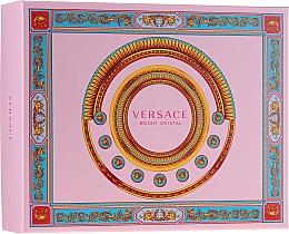 Kup Versace Bright Crystal - Zestaw (edt/50ml + b/lot/50ml + sh/gel/50ml)